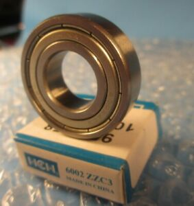 6002-2Z C3 SKF Bearing 15x32x9 mm