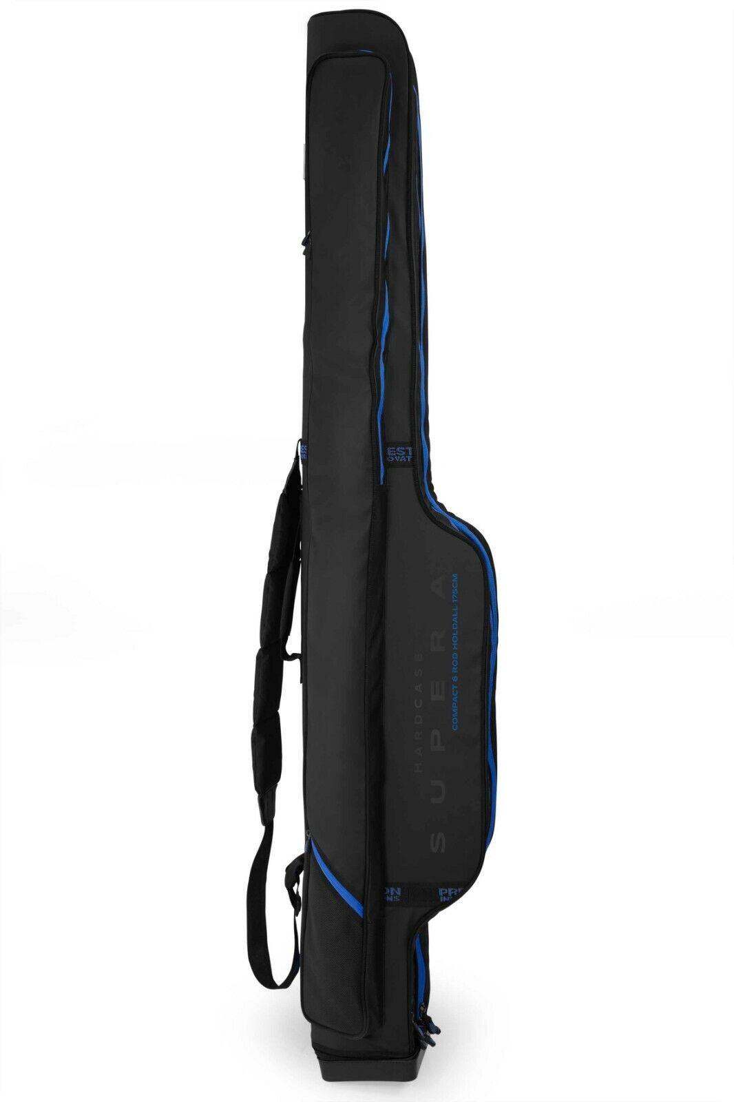 Preston Supera Hardcase Compact 6 Rod Holdall *175cm Or 195cm* NEW