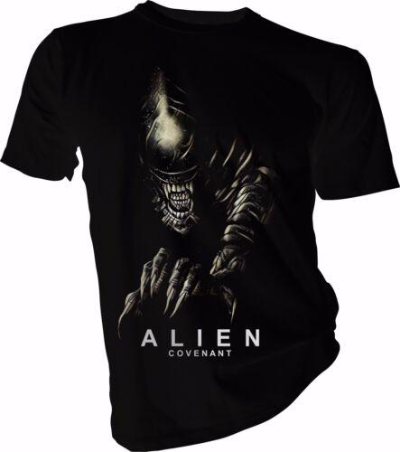 spazio Orrore alieni Patto di alieni Halloween per adulti /& bambini T-shirt