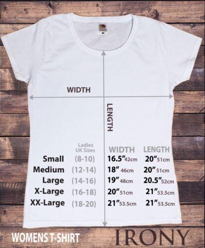 Womens White T-Shirt Paris Design /'Always a good Idea/' Print TS298