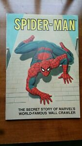 Marvels-Spiderman-Secret-Story-1-TPB-IDEALS-1981-very-good-condition