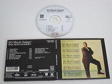 WES MONTGOMERY/SO MUCH GUITAR!(OJC20 233-2) CD ALBUM