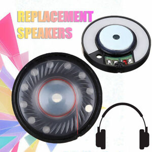 2-PCS-Replacement-Speaker-Part-40mm-For-QuietComfort-QC25-Driver-Headphone