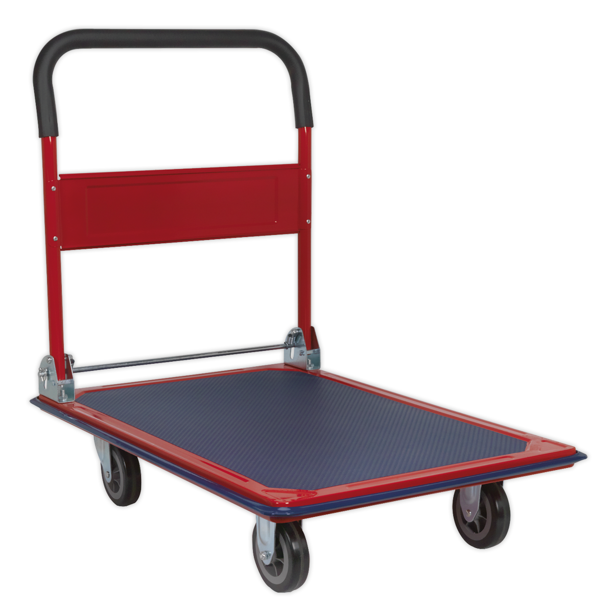 Platform Truck 300kg Capacity   SEALEY CST992 by Sealey   New