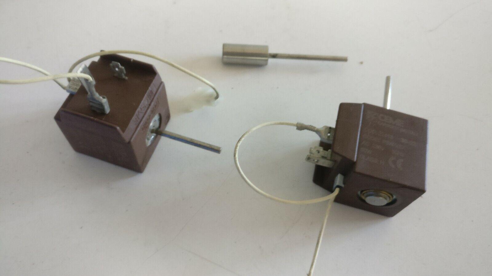 1x Magnetschalter für Jura Drainageventil 230V 50 Hz 50W CEME Spule Drainage