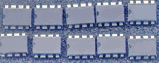 5 x  NJM4559 D DIP8 JRC=  RC4559 P DUAL OP  TOP