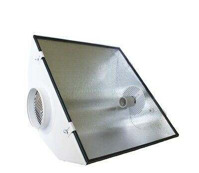 Spudnik Air Cooled Reflektor Ø150mm Natriumdampflampe Miro9 Ndl 400-watt 600watt SorgfäLtig AusgewäHlte Materialien