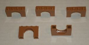 6022717 Brick 88513 10x LEGO NEW Dark Tan Small Horn