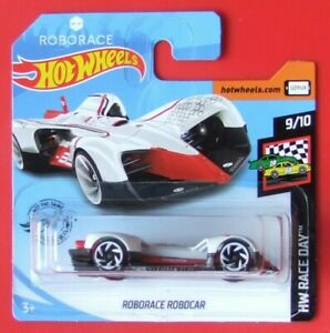 Hot-Wheels-2019-roborace-robocar-161-250-neu-amp-ovp