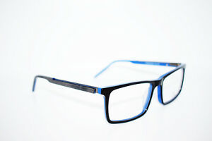 Caldini Cc1535 Schwarz Blau 52 17 140 Brille Brillengestell Gestell Fassung Neu Im Sommer KüHl Und Im Winter Warm Beauty & Gesundheit Augenoptik