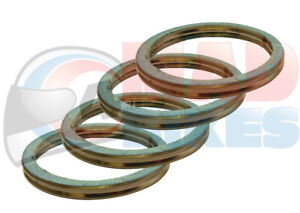 COPPER EXHAUST GASKETS SEAL GASKET HEADER RING CB500 /& 550 Four /& Super Four F40