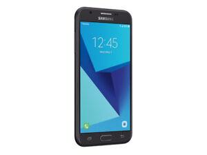 Samsung Galaxy J3 Prime 16GB 4G LTE T-Mobile Smartphone - Black