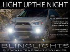 Fog Lamp Driving Lights Kit for 2013 2014 Mitsubishi Outlander Sport / RVR / ASX