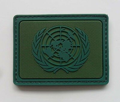 NEW UNITED NATIONS Peacekeeping troops LOGO Velcro Patch    SJK 169