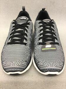 da chiaroneromb Memory 59925 Lite uomo Grigio Sneakers Skechers Foam OZuPkiTX
