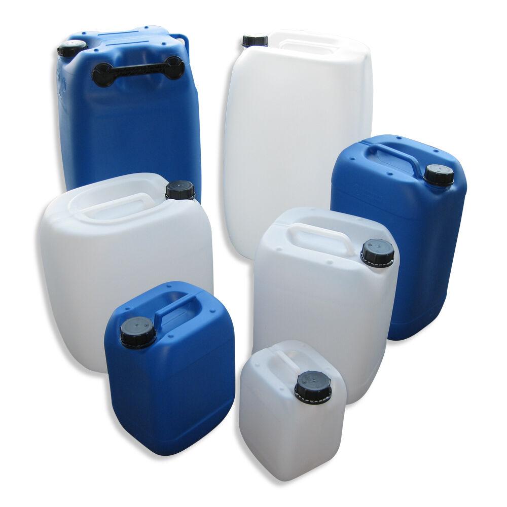 Kanister alle Größen, Wasserkanister, Campingkanister, Kunststoffkanister NEU  | New Style