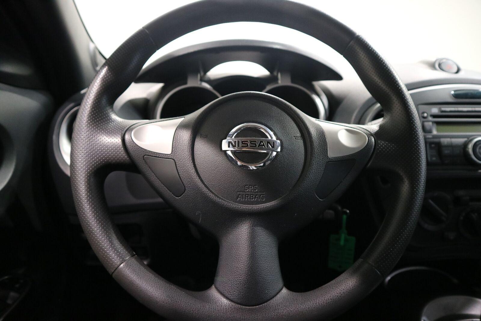 Nissan Juke 1,6 Visia PD - billede 3
