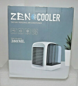 Zen Cooler 380ml Personal Air Conditioner With 380ml Water