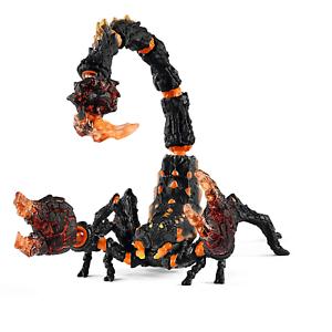 Schleich 70142 Lava Scorpion
