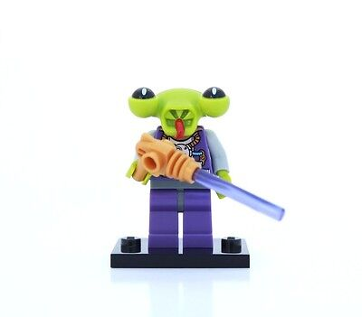Real Genuine Lego 8803 Series 3 Minifigure no 13 Space Alien