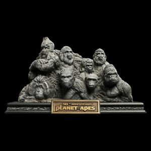 Weta Planet Of The Apes Through The Ages Statue