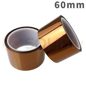 60mm-Polyimide-Tape-Hitzebestaendiges-Klebeband-Polyimid-Kapton-3D-Drucker-33m
