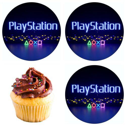 Playstation 4 5 Eßbar Tortenaufleger Tortenbild Party Deko Geburtstag Neu Spiel