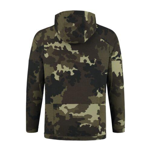 Korda Vêtements Plage le léger à capuche léger Kamo Camouflage-Toutes Les Tailles NEUF *