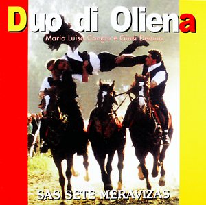 Duo Di Oliena, Maria Luisa Congiu e Giusi Deiana - Sa Sete Meravizas (CD, Album)