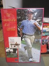 Forrest Gump The Soundtracks of a Lifetime Rare Poster Movie 24 x 36 Sony Music