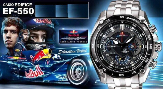 Casio Edifice EF-550RBSP-1AV Wrist Watch for Men