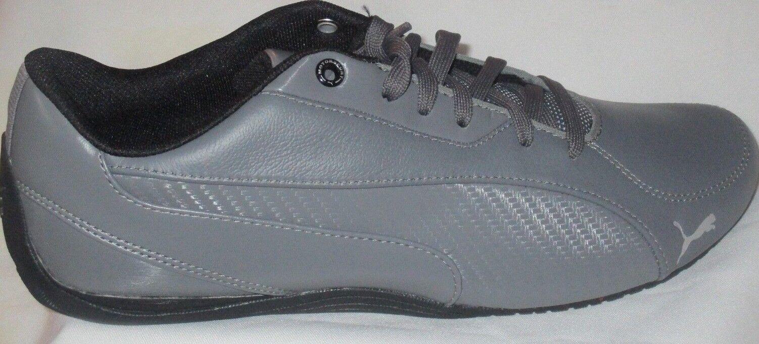 hommes PUMA DRIFT CAT 5 CARBON STEEL gris Chaussures SIZE 7.5