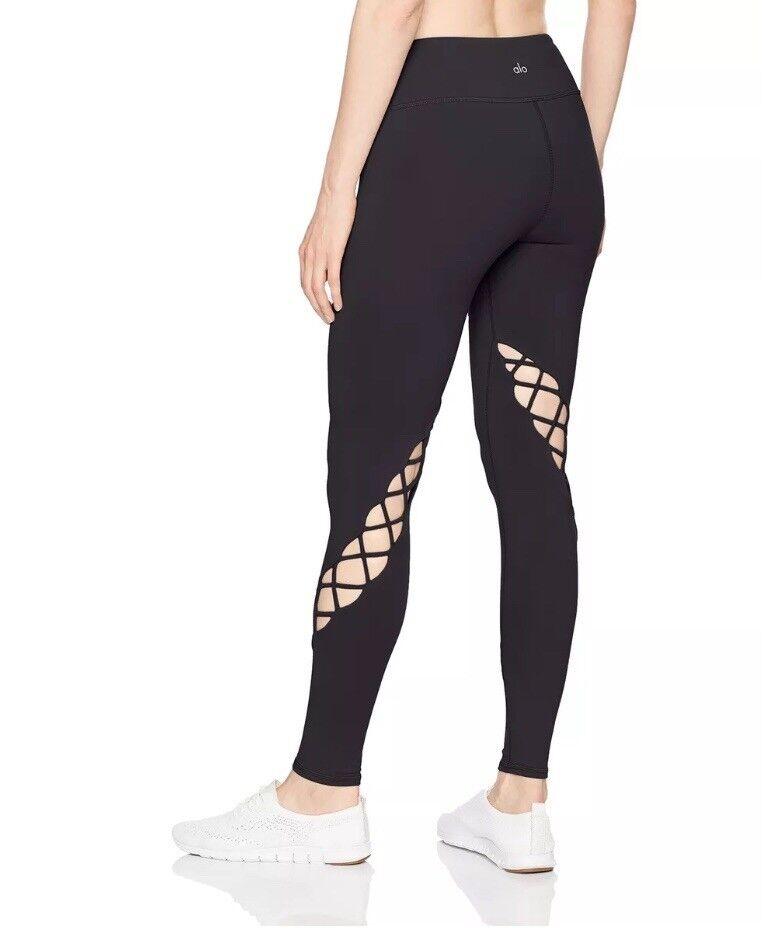 Alo yoga para mujeres pobres Legging  Negro Talla M  varios tamaños