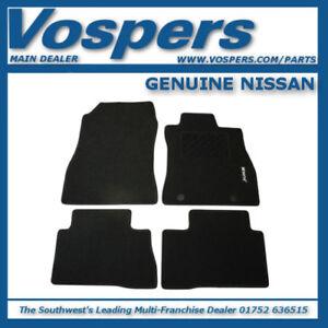 Genuine-Nissan-Juke-2011-en-Adelante-a-Medida-Alfombra-Alfombrillas-De-Coche-textil-KE7551K021
