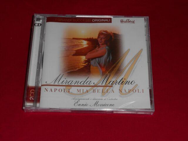 Miranda Martino Mein Bella Napoli CD