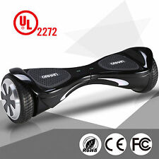 "6.5"" Electric Self Balancing Smart Scooter Hover Board UL2272 Approved 2 Wheel"