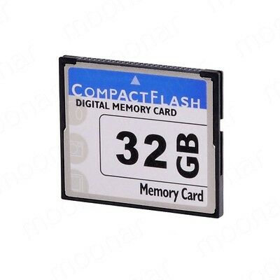 High Speed 32GB 32 GB Compact Flash CF Memory Card CF Card For DSLR Camera NEW