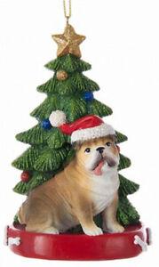 Bulldog-Arbol-de-Navidad-Ornamento