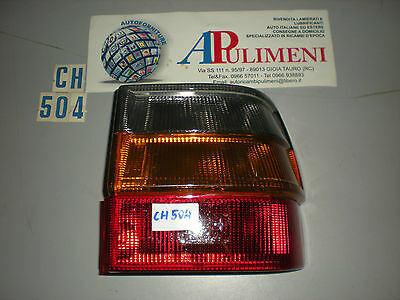FANALE POSTERIORE REAR LAMPS DX RENAULT 11 86/> FUME/' FARBA