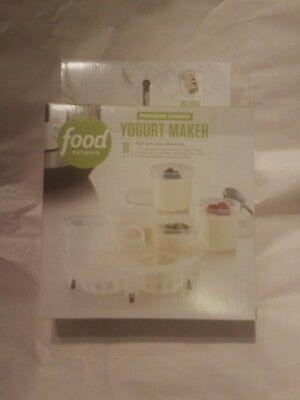 Details about  /Food Network™ Pressure Cooker Accessory Yogurt Maker Free Ship