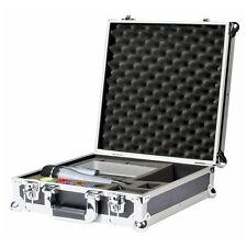 Dap Inalámbrico Espuma Micrófono Flightcase Para Radio micrófonos Inc Sennheiser Shure