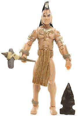 """Indiana Jones Kingdom of the Crystal Skull UGHA WARRIOR 3.75"""" Action Figure 2008"""