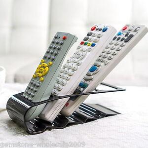 Image Is Loading Black TV Remote Control Storage Box Home Desk