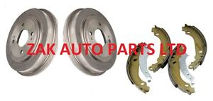 VAUXHALL-ASTRA-G-MK4-1-4-1-6-1-7-DTi-1-8-2-0-16v-REAR-BRAKE-DRUMS-AND-SHOES-SET
