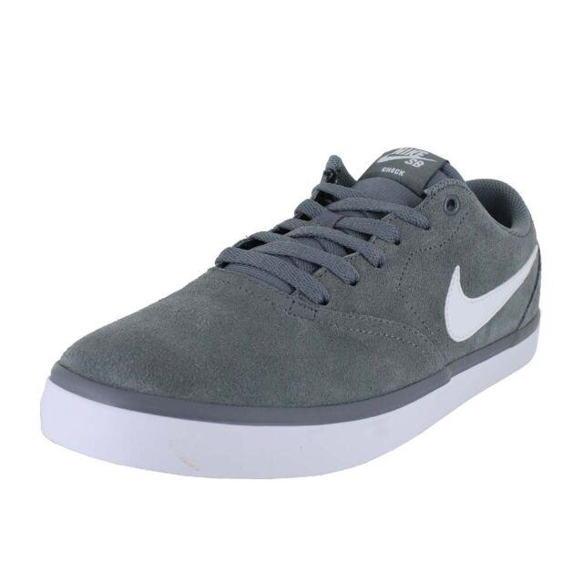 Nike SB Check Solar cool greywhite Schuhe
