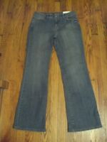 Women's Lands' End Jeans Fit 2 Original Boot Cut 6