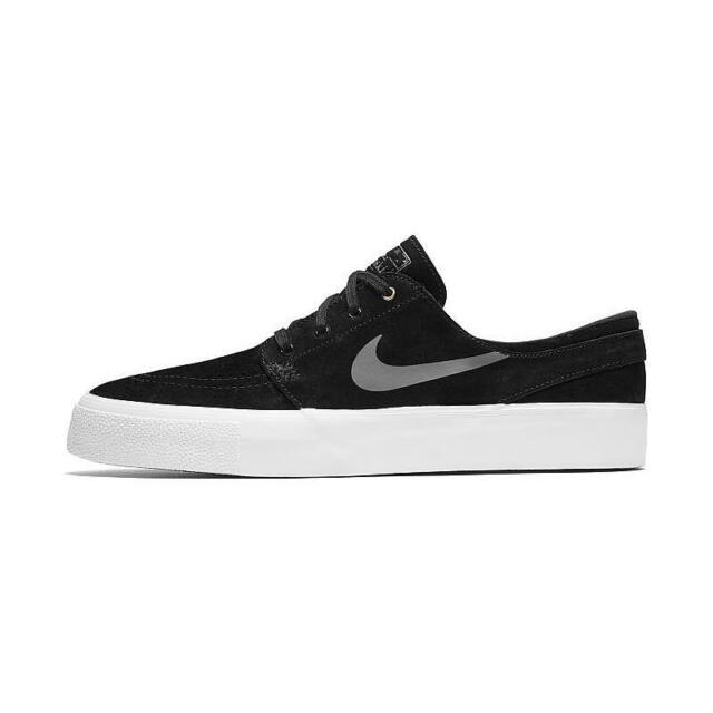 Nike SB Stefan Janoski HT Suede Black Gum 854321-007 New Men s Shoes Multi  Size 555a08400fe8