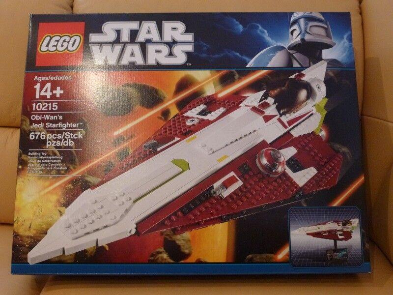 LEGO LEGO LEGO StarWars 10215 UCS - Obi-Wan Jedi Starfighter - neu und ungeöffnet - NISB b1ca02