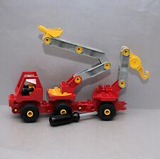 Lego Duplo aus 5641 grün abschraubbare Räder Toolo großes Auto