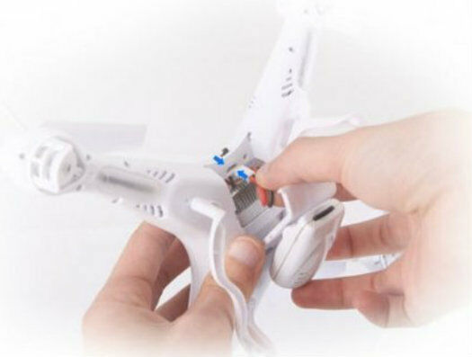 6-Axis Gyro Remote Controlled Quadcopter Helicopter Drone Drone Drone HD Camera Syma X5C c5a57c